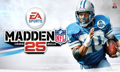 Madden NFL 25 by EA Sports poster