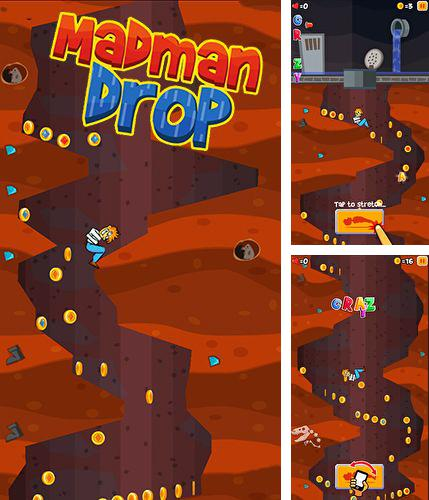 In addition to the game Snappy Dragons for Android phones and tablets, you can also download Madman drop for free.