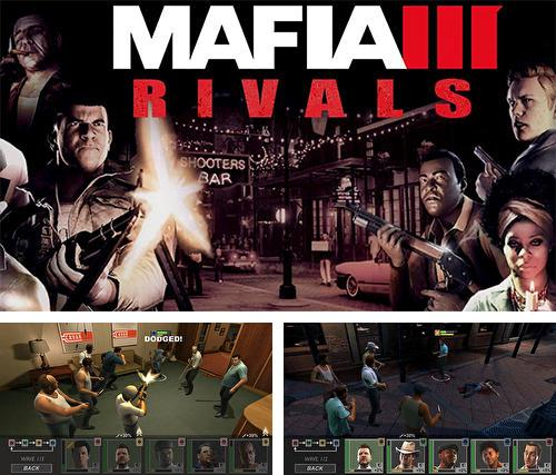 In addition to the game Cranky Cat's Bubble Pop! for Android phones and tablets, you can also download Mafia 3: Rivals for free.