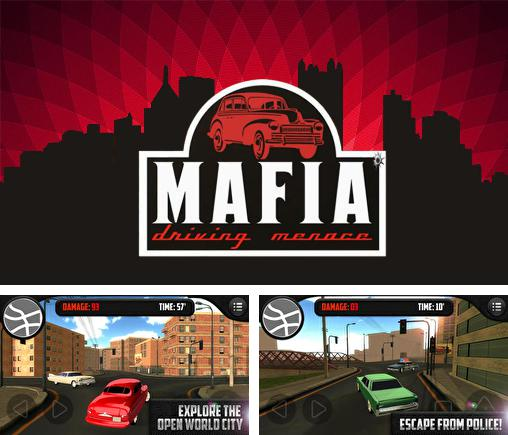 In addition to the game City Cars Racer for Android phones and tablets, you can also download Mafia: Driving menace for free.