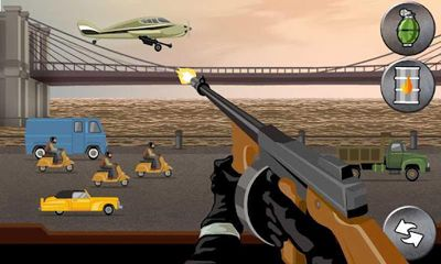 Screenshots von Mafia Shootout für Android-Tablet, Smartphone.