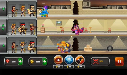 Baixe o jogo Mafia vs monsters para Android gratuitamente. Obtenha a versao completa do aplicativo apk para Android Mafia vs monsters para tablet e celular.