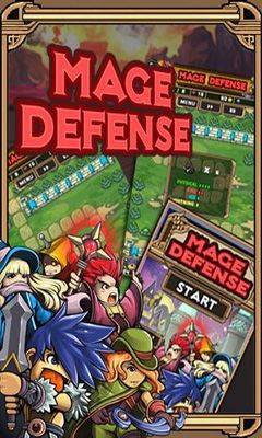 Mage Defense poster