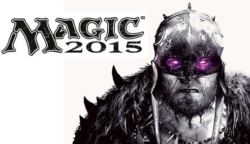 Magic 2015: Duels of the planeswalkers poster