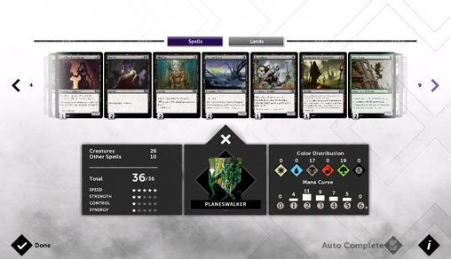 Magic 2015: Duels of the planeswalkers screenshot 1