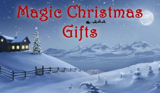 Magic Christmas gifts обложка