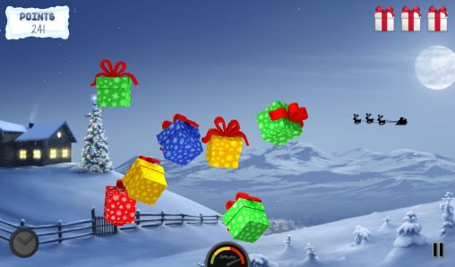 Screenshots von Magic Christmas gifts für Android-Tablet, Smartphone.