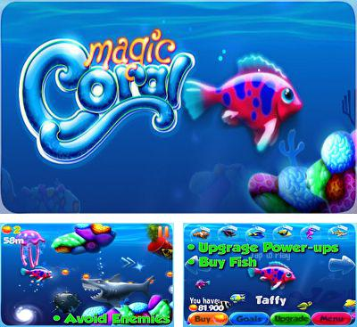 In addition to the game CrazyKartOON for Android phones and tablets, you can also download Magic Coral for free.