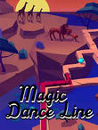 Magic dance line: Music tap tiles APK