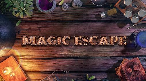 Magic escape poster