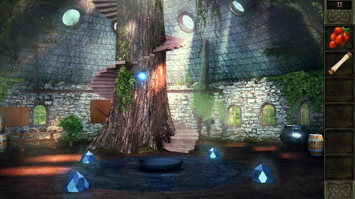 Cube escape: The lake screenshot 1