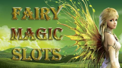 Magic forest slots. Fairy magic slots poster