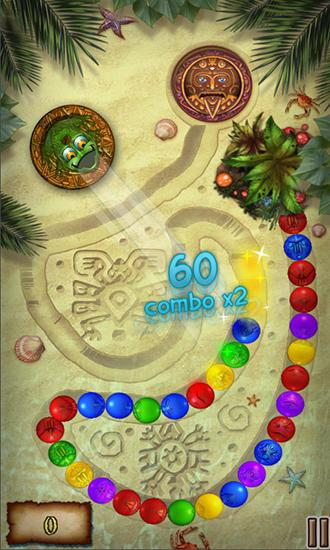 Juega a Magic marbles para Android. Descarga gratuita del juego Bolas mágicas .