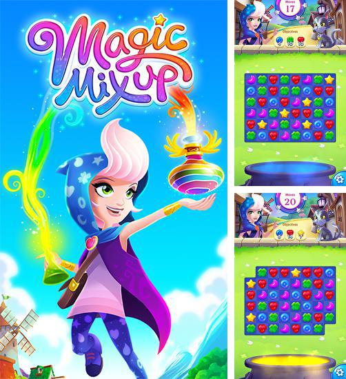 In addition to the game Balloony land for Android phones and tablets, you can also download Magic mixup for free.