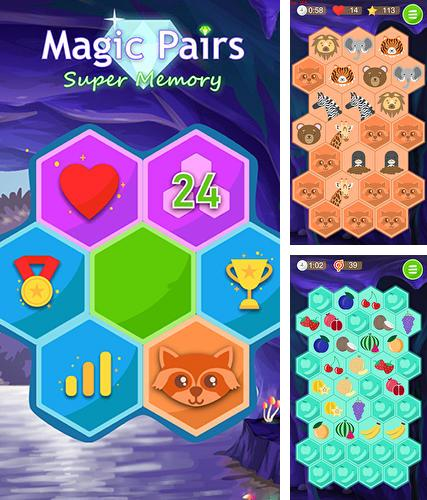 Magic pairs: Super memory