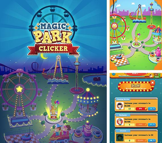 Magic park clicker