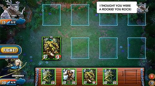 Magic quest: TCG for Android - Download APK free