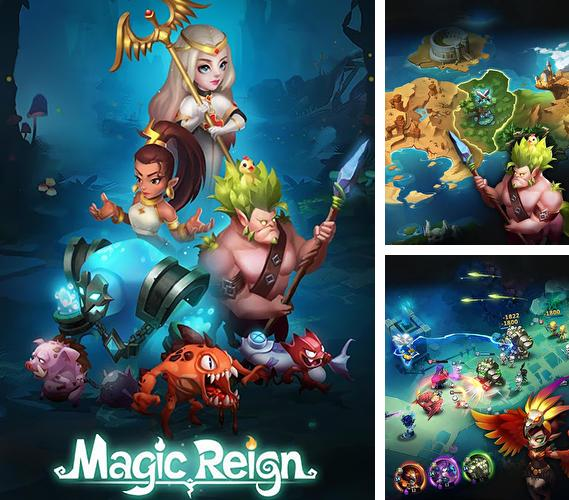 Magic reign