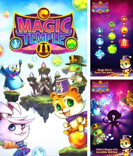 Magic temple 2: Mage wars