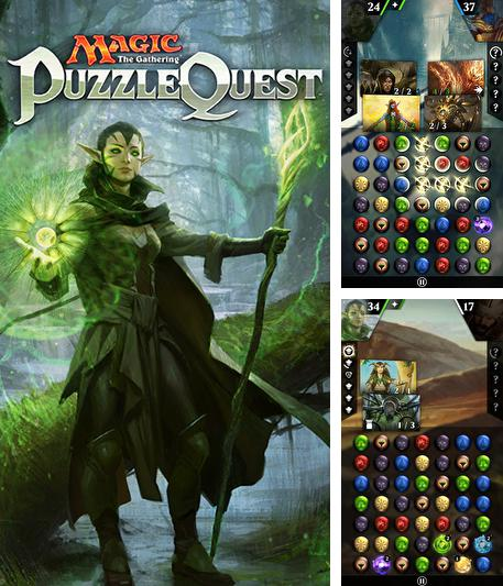 Magic: The gathering. Puzzle quest