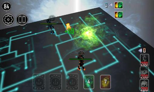 Racing tank 2 screenshot 3