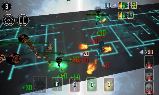 Magic: Tournament of force sci-fi screenshot 4