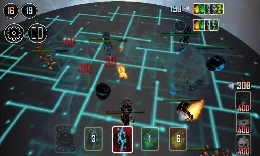 Magic: Tournament of force sci-fi screenshot 5