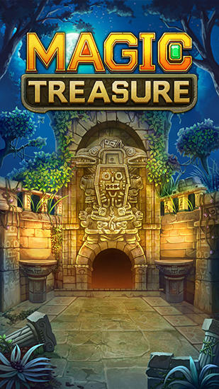 Magic treasure poster
