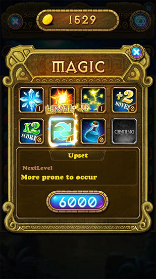 Screenshots von Magic treasure für Android-Tablet, Smartphone.
