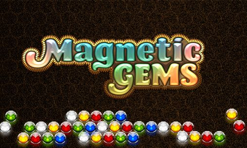 Magnetic gems