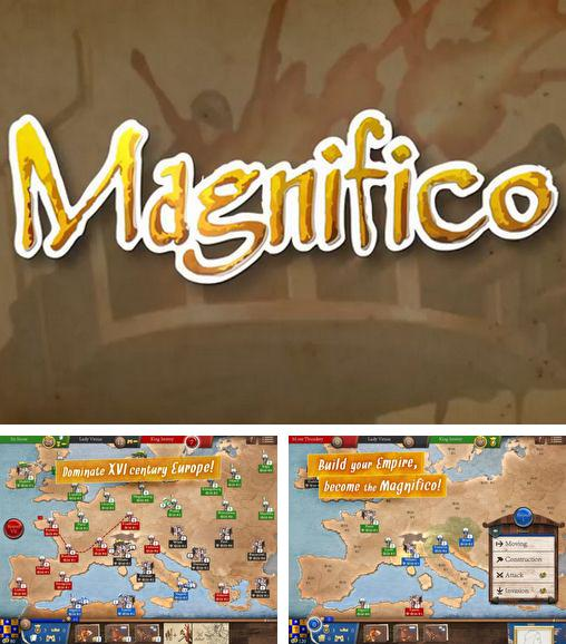 In addition to the game Lux DLX: Risk game for Android phones and tablets, you can also download Magnifico for free.