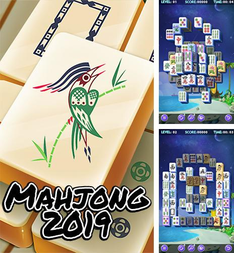 In addition to the game Water pipes: Plumber for Android phones and tablets, you can also download Mahjong 2019 for free.