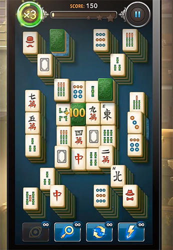 Гра Mahjong crimes на Android - повна версія.