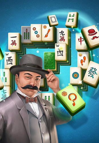 Screenshots of the Mahjong crimes for Android tablet, phone.