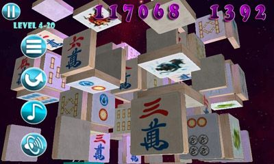 Mahjong Deluxe 2 screenshot 1
