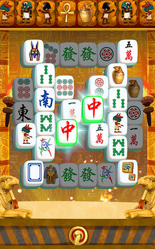 Mahjong Egypt journey скриншот 2