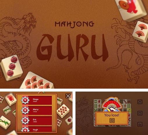 In addition to the game Hungry Cat Mahjong for Android phones and tablets, you can also download Mahjong guru for free.