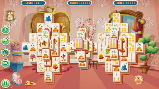 Mahjong master HD screenshot 2