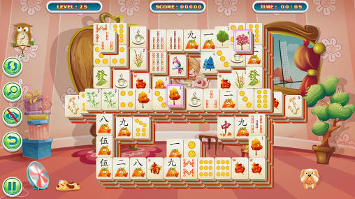 Mahjong master HD screenshot 3