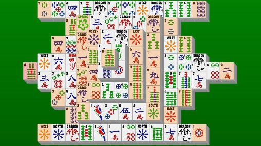 Kostenloses Android-Game Mahjong Solitär Android 7. Vollversion der Android-apk-App Hirschjäger: Die Mahjong solitaire Android 7 für Tablets und Telefone.