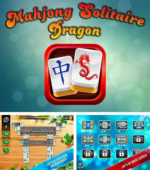 Mahjong solitaire Dragon