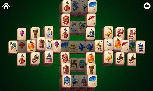 Mahjong solitaire epic screenshot 1