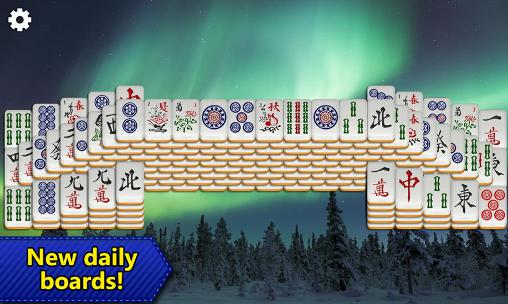 Mahjong solitaire epic screenshot 3