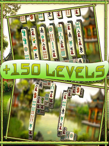 Mahjong solitaire sakura screenshot 1