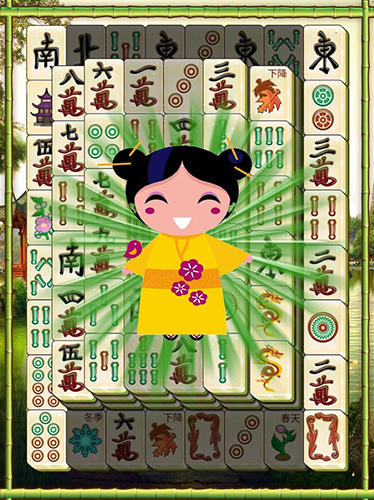 Mahjong solitaire sakura screenshot 2