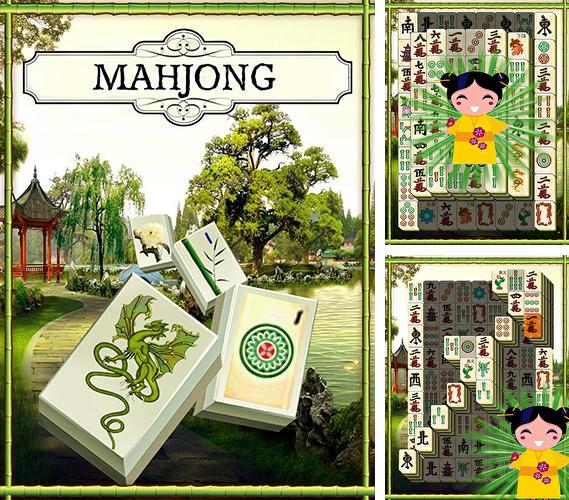 In addition to the game Mahjong crimes for Android phones and tablets, you can also download Mahjong solitaire sakura for free.