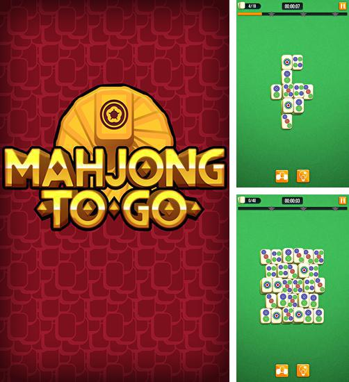 Mahjong to go: Classic game