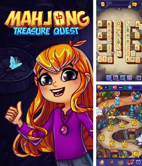 Mahjong: Treasure quest