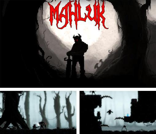 In addition to the game Slashy souls for Android phones and tablets, you can also download Mahluk for free.