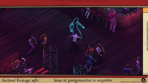 Screenshots do Avadon 2: The corruption - Perigoso para tablet e celular Android.